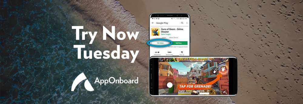 Try Now Tuesday: Guns of Boom Enables Its 3D Instant App Experience on the Google Play Store